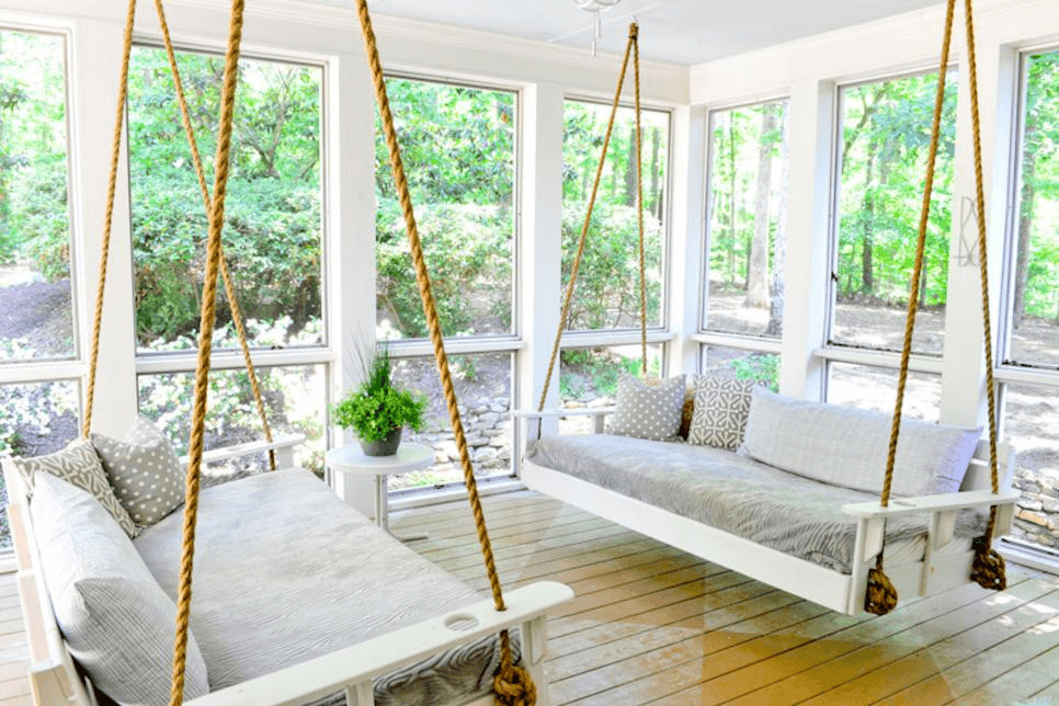CHRISTOPHER OQUENDO FRONT PORCH DECOR IDEAS ON A BUDGET