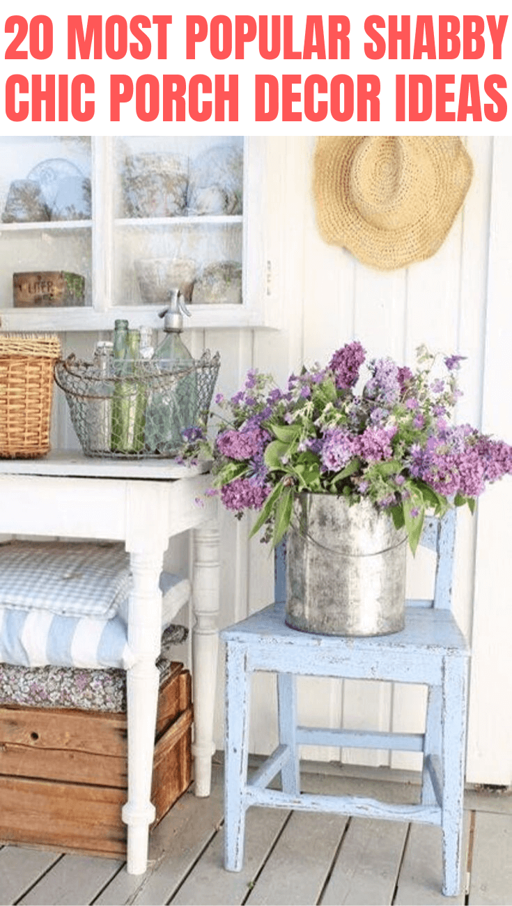 20 MOST POPULAR SHABBY CHIC PORCH DECOR IDEAS (1)