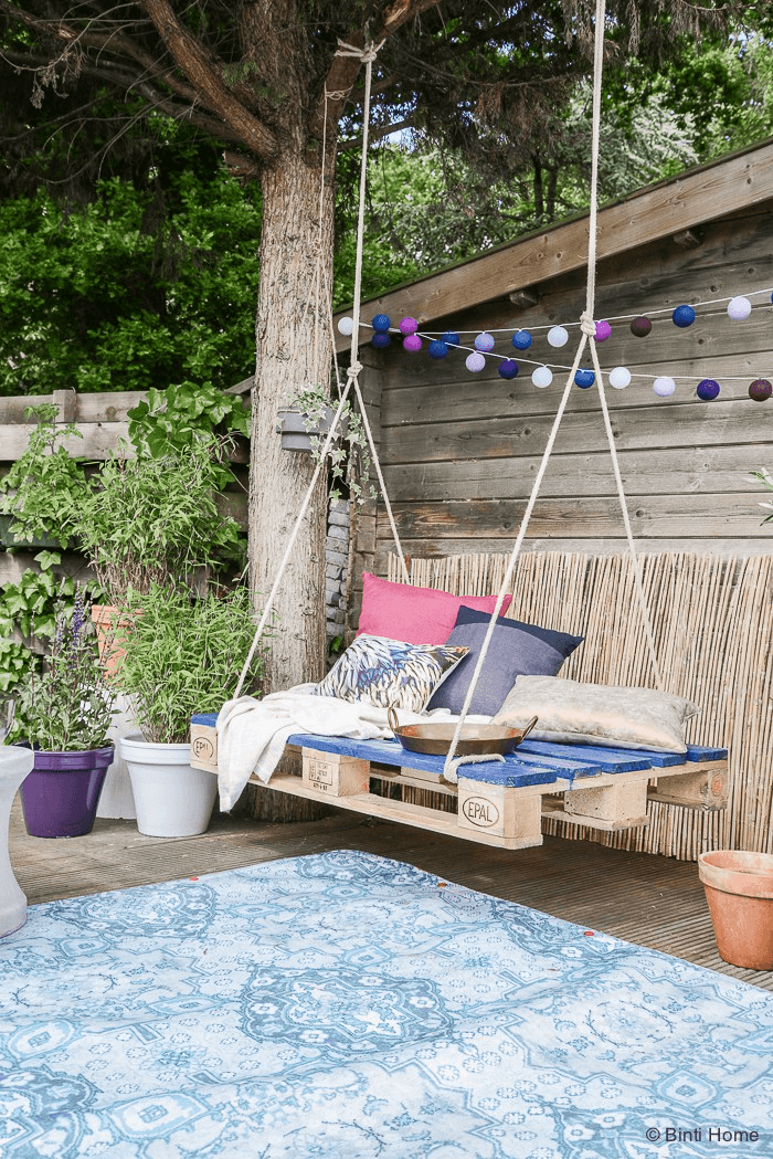 BEST PORCH SWING DESIGN, MEDITERRANEAN THEME IDEAS