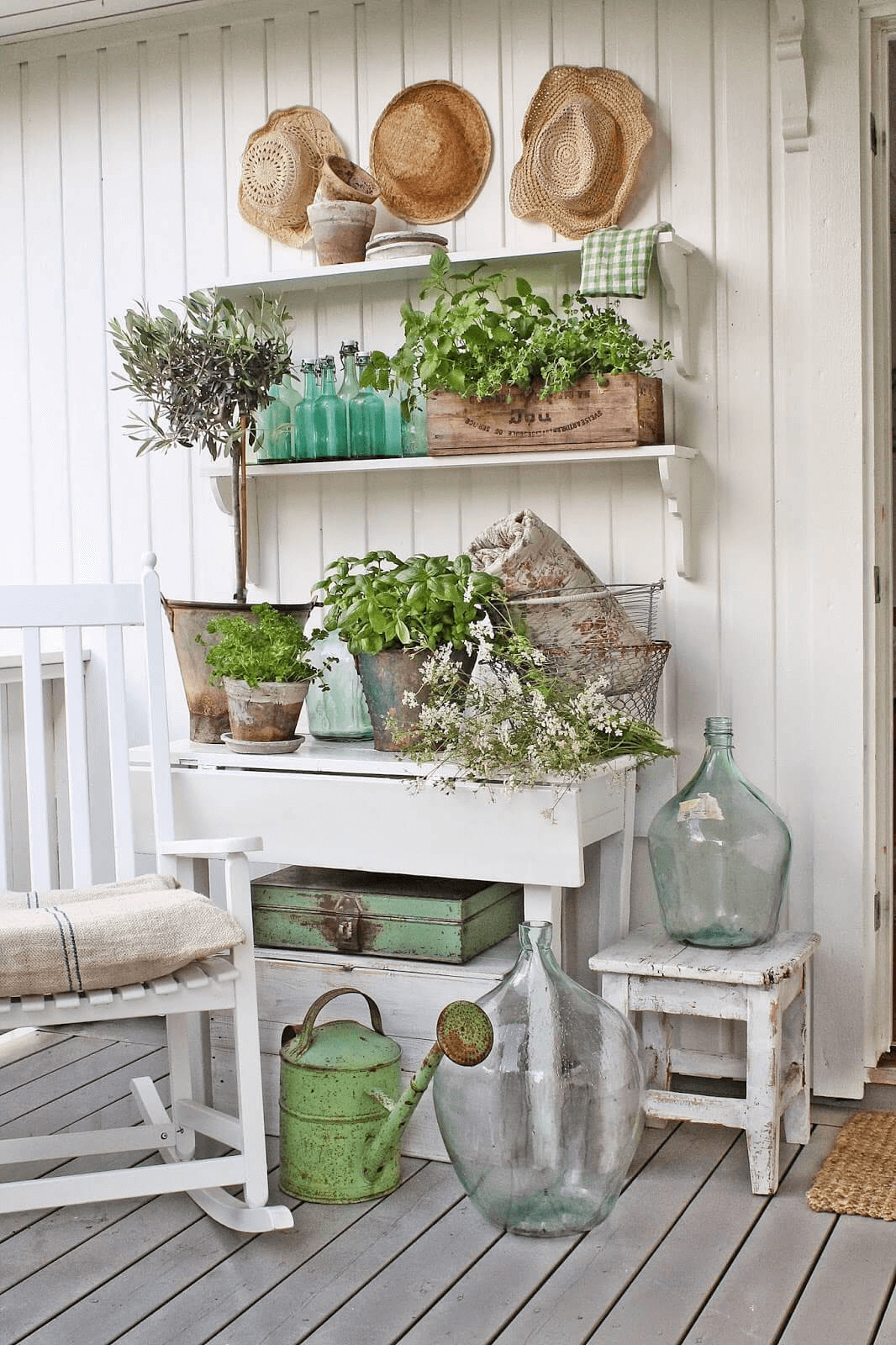 ENGLISH RETREAT STYLE RUSTIC FARMHOUSE DECOR IDEAS