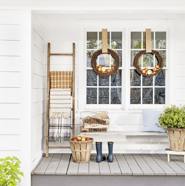 FALL CONCEPT SMALL PORCH DESIGN IDEAS