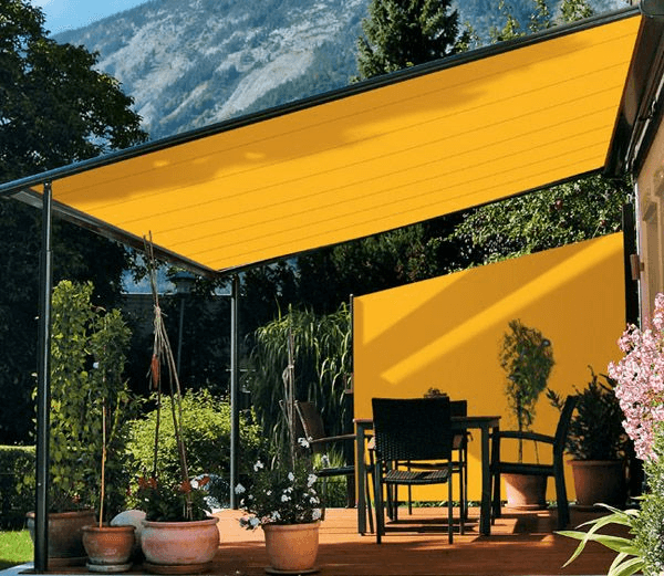 CANOPY PATIO AWNING DESIGN IDEAS