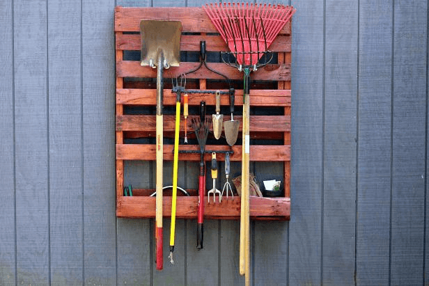 MOST POPULAR IDEAS FOR PORCH STORAGE RACK GARDENING TOOLS