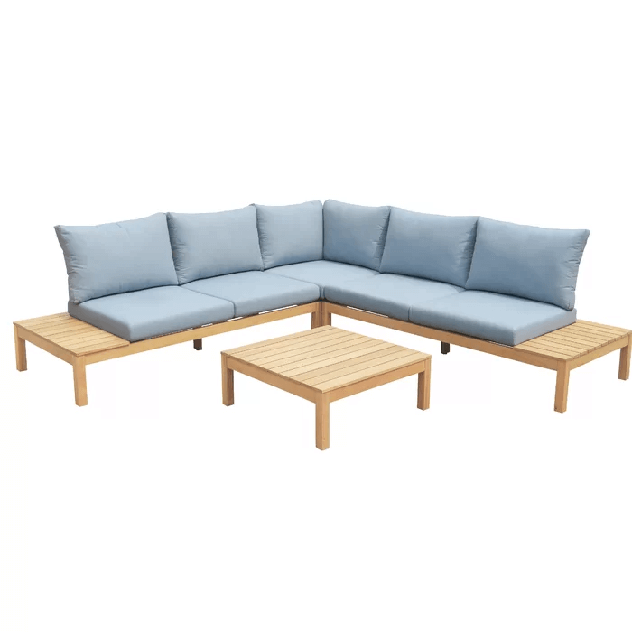 PERFECT PATIO FURNITURE SET FOR GROUP