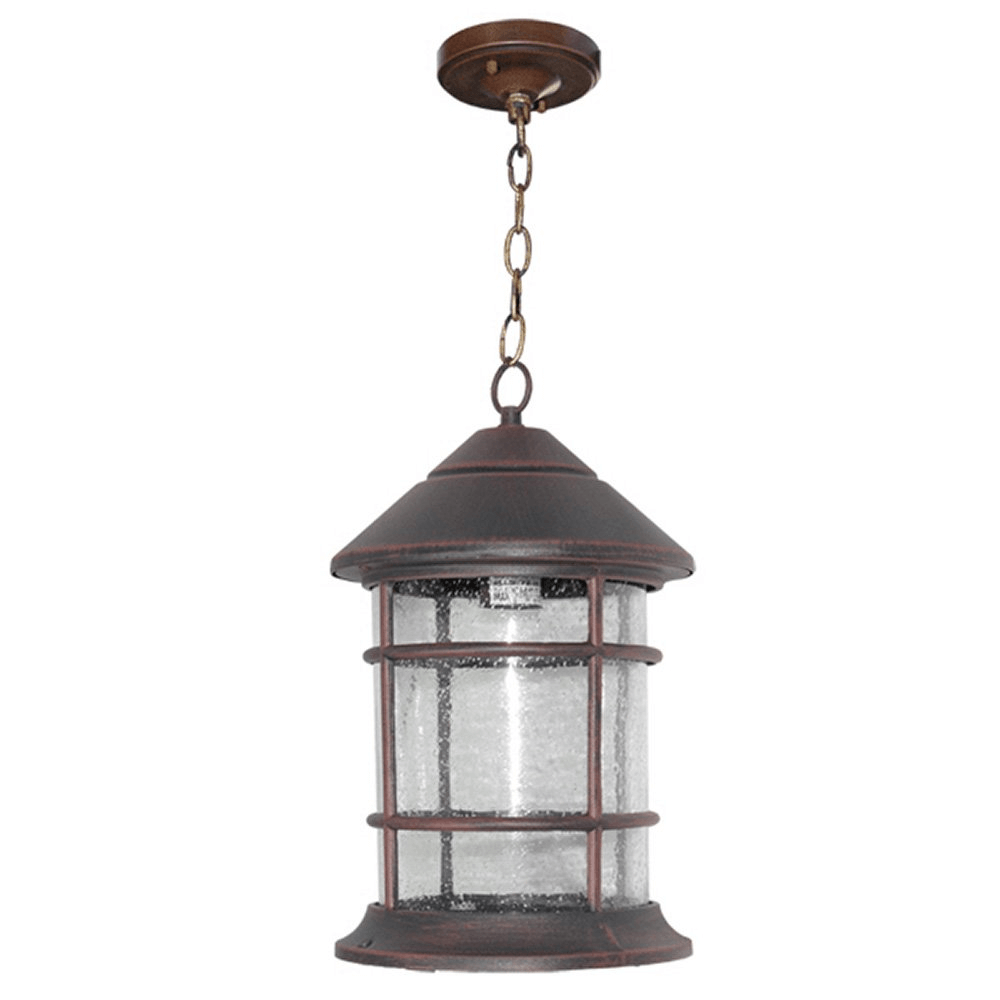PORCH CEILING LIGHT WITH BELLA LUCE HANGING PENDANT FIXTURES