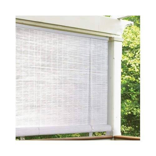PVC ROLL UP BLIND SHADE PORCH CURTAIN IDEAS