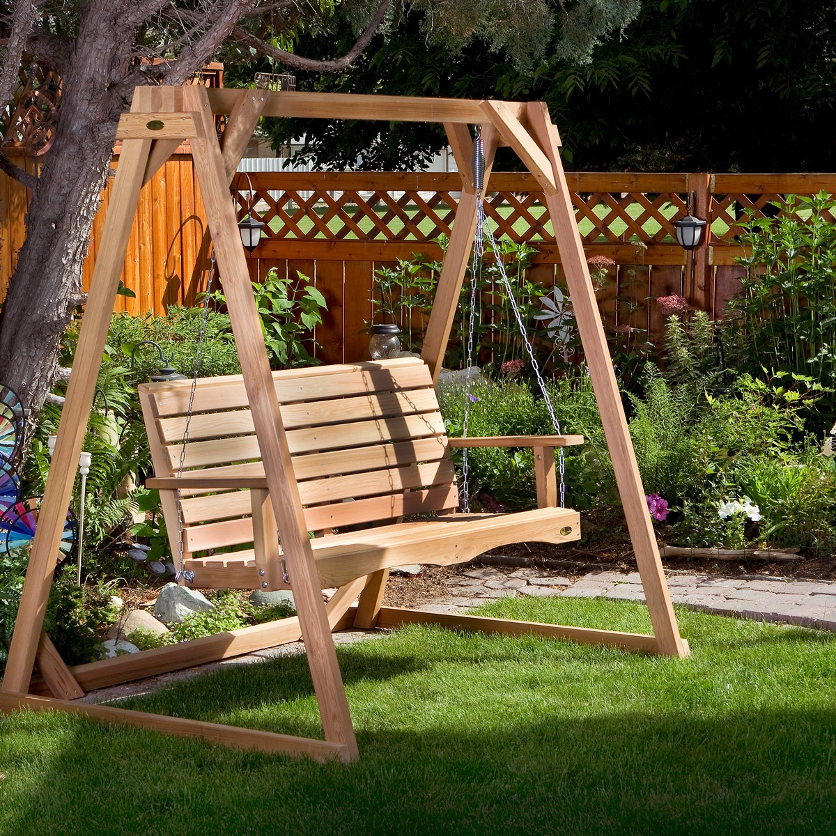 HOW TO PICK PORCH SWING WITH STAND EASILY