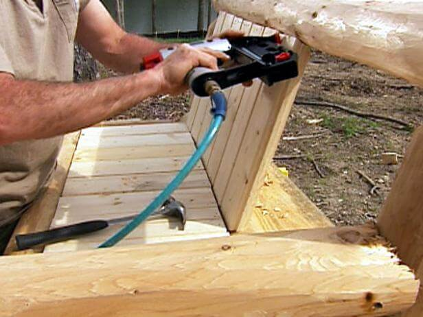 HOW TO MAKE PORCH SWING AND TIPS