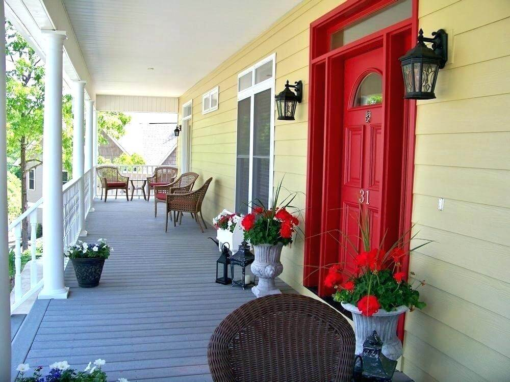 INSPIRING GREAT PORCH PAINT COLORS IDEAS