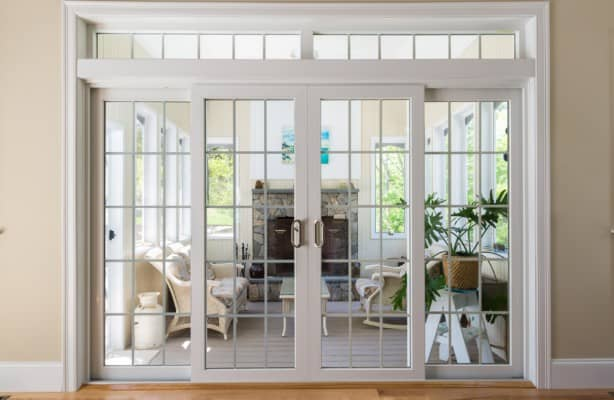 DOUBLE SLIDING PATIO DOORS IDEAS TO ADOPT