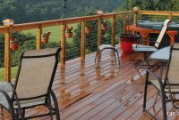 INDUSTRIAL THEMED FRONT PORCH RAILING IDEAS