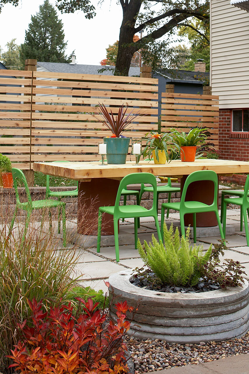 SAVVY PATIO ELEMENTS DESIGN IDEAS ON A BUDGET