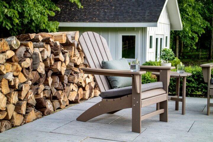 Thick High back patio chair cushions