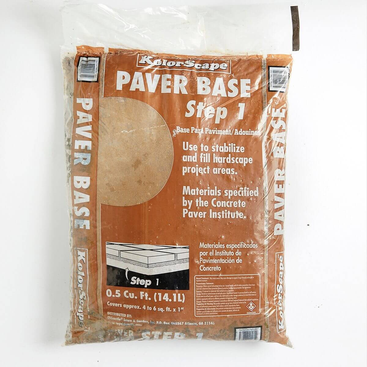 Put Paver Mat Panels on Beds of Leveled Sands