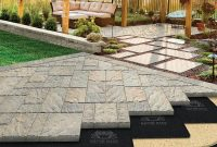 STEP BY STEP ON HOW TO BUILD A PAVER PATIO