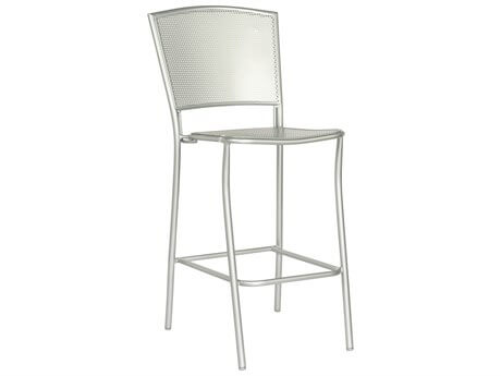 OUTDOOR BAR STOOLS WROUGHT IRON PATIO CHAIRS