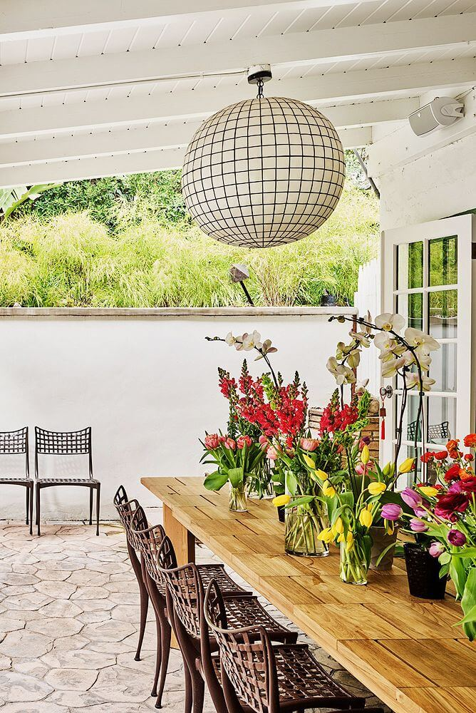 PATIO DECORATION IDEAS FOR PARTY