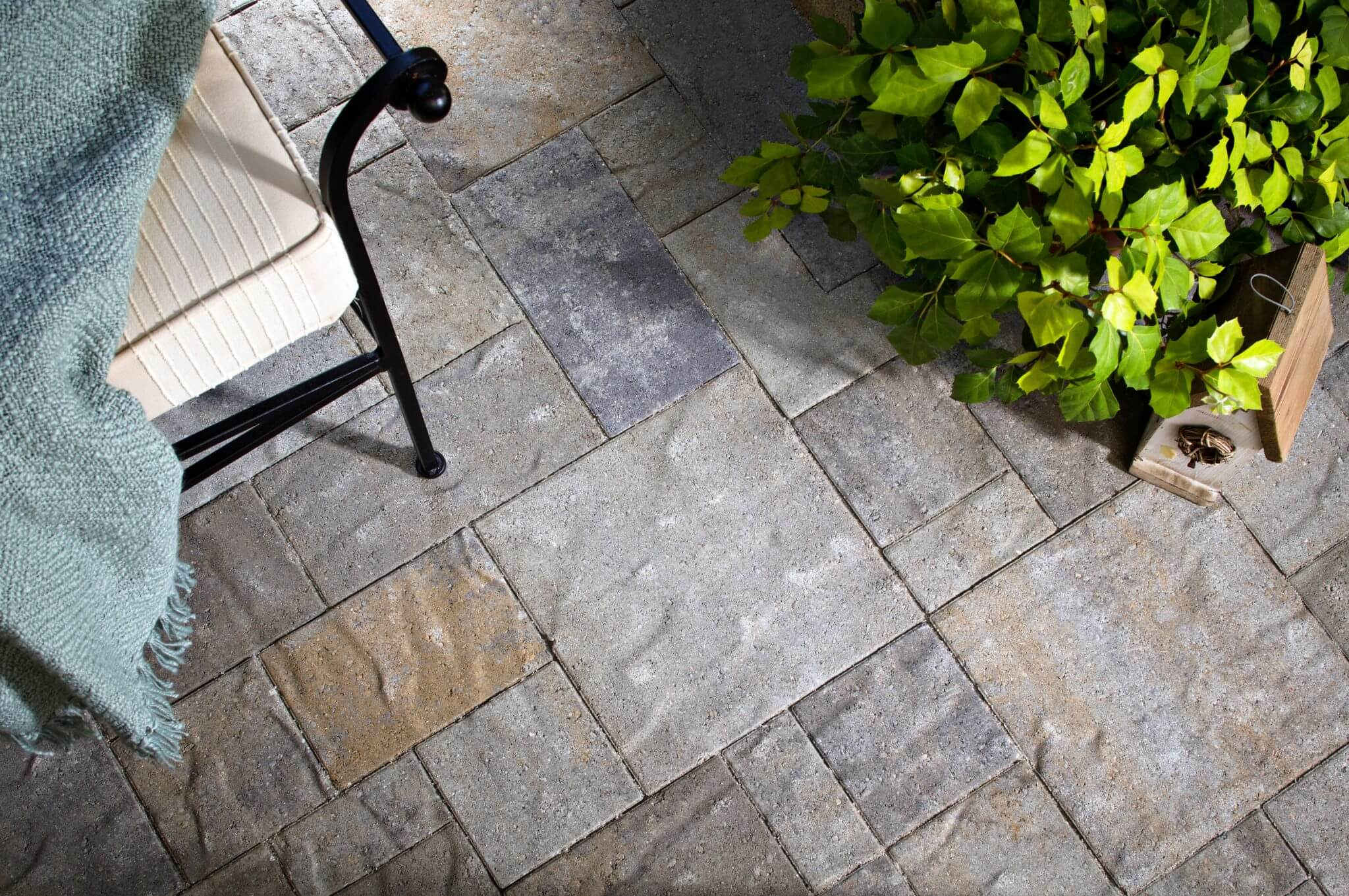 STONE TOUCH STAMPED CONCRETE PATIO IDEAS