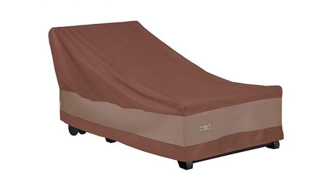 BEST OUTDOOR PATIO FURNITURE COVERS CHAISE LOUNGE