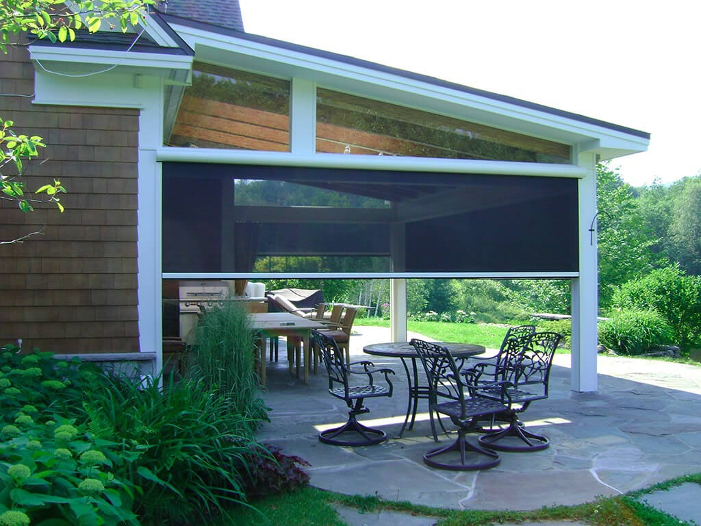 FAVORITES ROLL UP PATIO SHADES