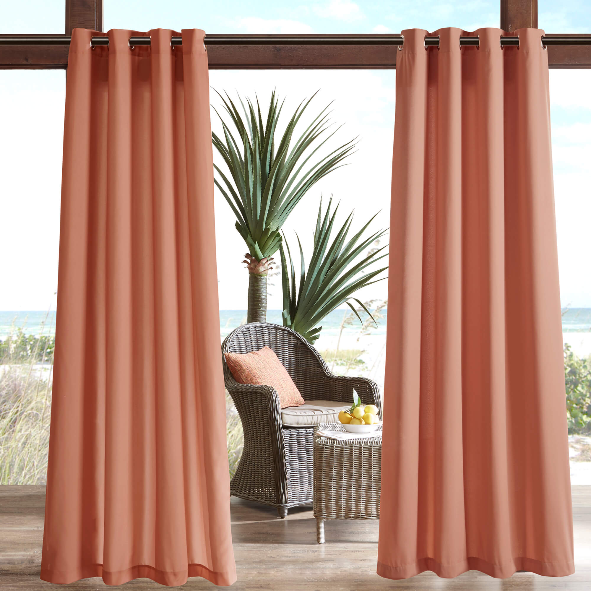 LONG LASTING OUTDOOR CURTAINS FOR PATIO